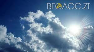 Сьогодні у Житомирській області хмарна погода з проясненнями