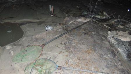Жителя Донеччини затримали з гранатою. Чоловік незаконно видобував бурштин у Коростенському районі