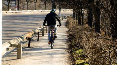У пошуках велодоріжок: колишня вулиця Черняховського (ФОТОРЕПОРТАЖ)