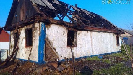 В одному будинку у вогні загинули 3 людини