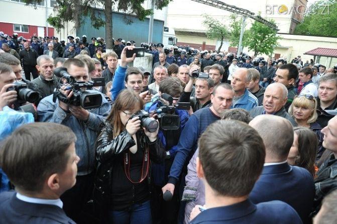 Переговори на кондитерській фабриці у Житомирі: сторони не домовилися