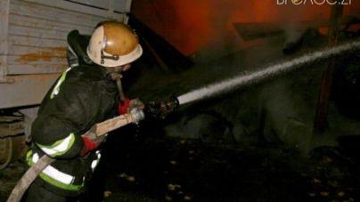 У Бердичівському районі домашній інкубатор став причиною пожежі