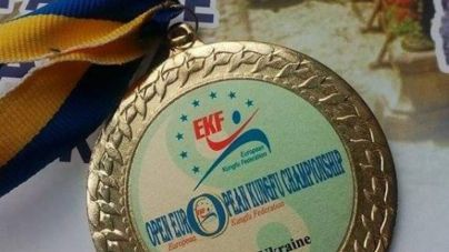 Житомиряни привезли 6 медалей з чемпіонату Європи з кунг-фу