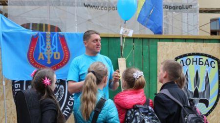 Житомиряни вийшли проти російських банків