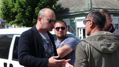 На активіста Валерія Арушаняна «наїхали» через МАФи