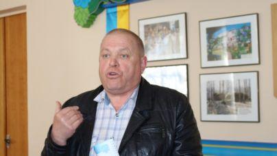 На сесію облради скандально відомий директор Бердичівського медколеджу прийшов із педколективом
