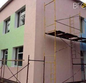 В Андрушівському районі другий рік не можуть закінчити утеплення школи