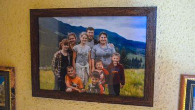 Житомирянка Анна Сладь розповіла, як це – бути мамою десятьох дітей