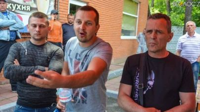 Коростишівські страйкарі пояснили, чому перекрили дорогу (ВІДЕО)