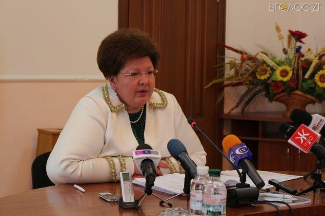 В обласній раді з'являться аудитори комунального майна, – Лабунська