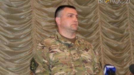 Новий начальник житомирської поліції пройшов Іловайський котел