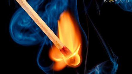 У Мирополі 3-річний син ледь не спалив батьківську хату