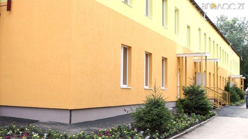 У Житомирі за швейцарські гроші утеплять ще 5 садочків