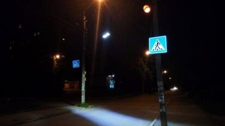 У Житомирі ще один нерегульований перехід став безпечнішим