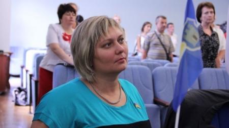 Сухомлин призначив своїм помічником громадського діяча Нелю Ковалюк