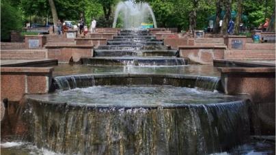 Міська рада заплатила «Водоканалу» за фонтани