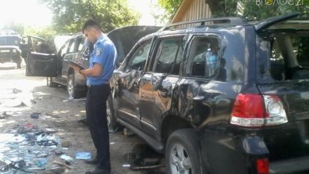 Результати сутички на Олевщині: 3 особи у лікарні, 9 – затримано, – голова РДА