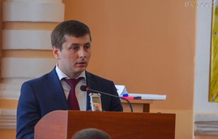 Звільненого Машковського замінятиме Гундич, — Президент України