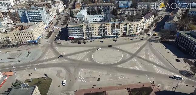 Житомирська міськрада хоче на тиждень закрити для руху майдан Соборний