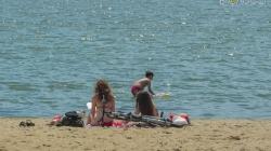 Мешканці Польової просять облаштувати пляж на Силікатному кар'єрі