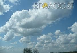 Стало відомо, якою буде погода у Житомирі та області