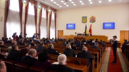 Стало відомо, хто є помічниками і радниками голови обласної ради