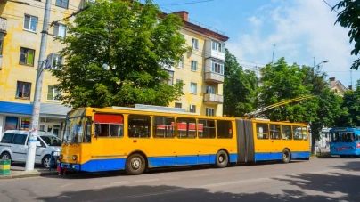 Житомиряни просять пустити ще один тролейбус на Параджанова зранку