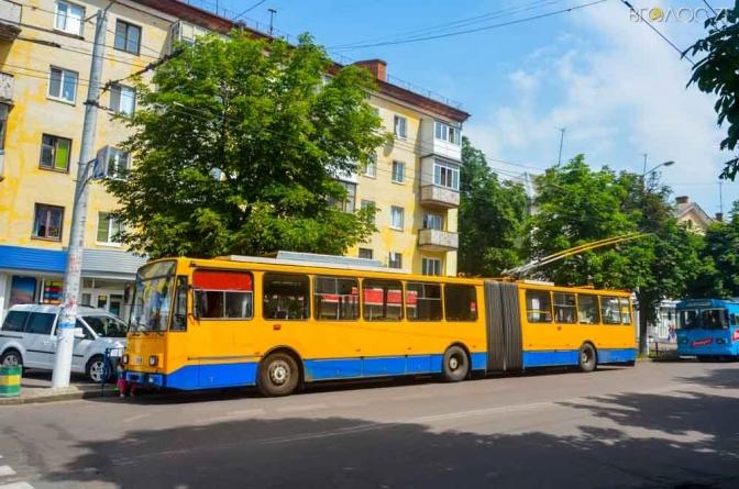 2-річній дівчинці у тролейбусі впав на голову металевий болт