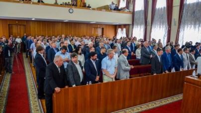 Сесія обласної ради у 65 фотографіях