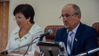 Обласну раду очолив представник президентської партії