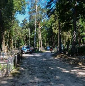 Селянина, який за тисячу гривень вбив сусіда, затримали на… кладовищі