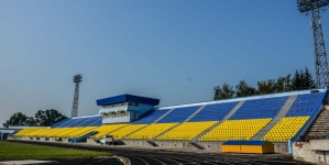 На центральному стадіоні області пройде чемпіонат України із чотириборства