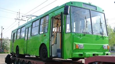 На Малікова пустять тролейбуси