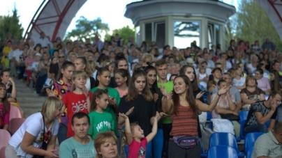 У День Незалежності фестиваль «Мирний Житомир – Єдина країна – 2016» зібрав багато молоді (ФОТО)
