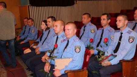 Національна поліція відзначила річницю створення (ФОТО)