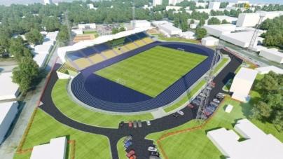 Стало відомо, як виглядатиме стадіон «Полісся» після реконструкції (ФОТО)
