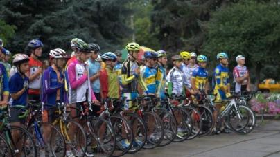 Одразу два чемпіонати з велоспорту стартували у Житомирі (ФОТО)