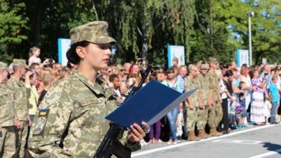 У Житомирі 130 курсантів присягнули вірно служити народу України(ФОТО)