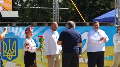 """Партнер Сухомлина по бізнесу Рабінович отримав відзнаку """"за національну ідею"""""""