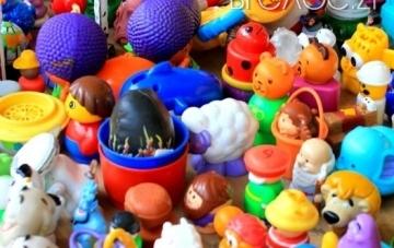 Підприємець продавав дитячі іграшки та ігри з порушеннями