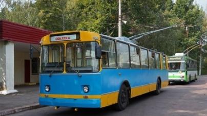 У Житомирській міськраді кажуть, що відремонтували майже 30 тролейбусів і 3 трамваї