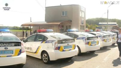 Патрульна поліція відправила на штрафмайданчик 6 автомобілів