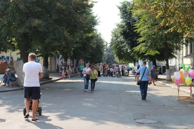 У Житомирі проведуть «Дні вулиці Михайлівська»
