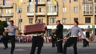 Своїми виступами тішили слух житомирян військові оркестри (ФОТО)
