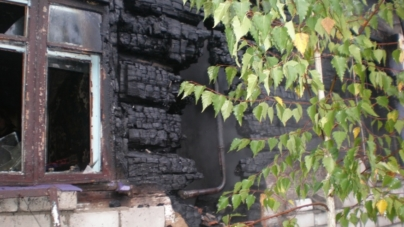 У власному будинку у вогні загинув пенсіонер