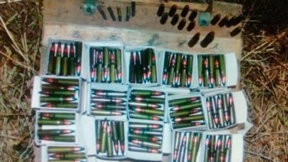 Поліція вилучила у колишніх бійців добровольчого батальйону більше 3 тисяч набоїв