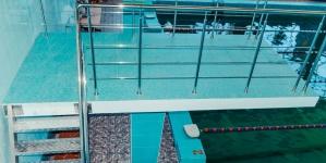 Комунальний басейн облради відремонтують за майже 35 тисяч