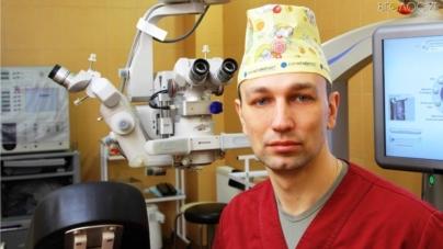Видалення катаракти – це безболісна та швидка хірургія, – директор центру «Клініка Зір»