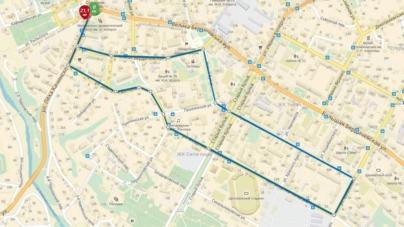 Стало відомо, які вулиці будуть перекриті у Житомирі 4 вересня