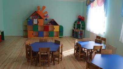 До ремонту дитсадка в Денишах місцеві діти перебували у старій хаті на краю села (ФОТО)